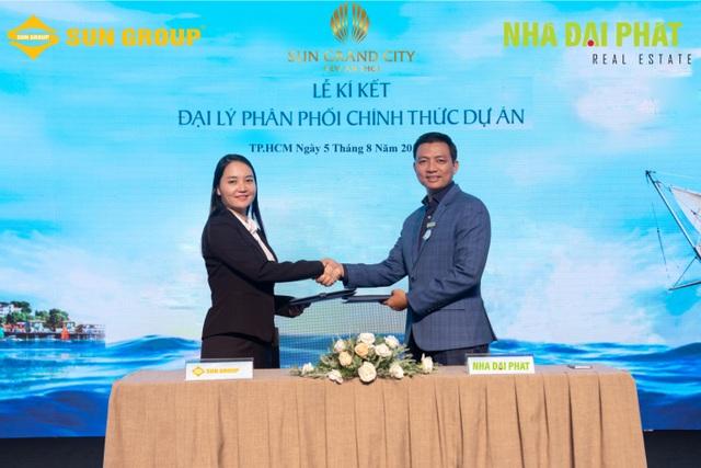Nhà Đại Phát trở thành đại lý phân phối chính thức dự án Sun Grand City New An Thới - 1