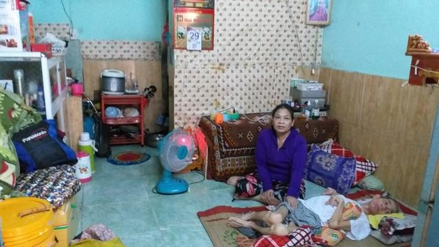 Cám cảnh phận đời mỏng manh của gia đình 4 người trong căn nhà trọ 18m2 - 5