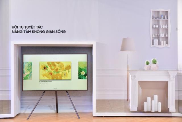 KTS Trần Lê Quốc Bình: Những bức tranh đẹp trong nhà sẽ đánh thức năng lượng và mang lại sức sống - 3