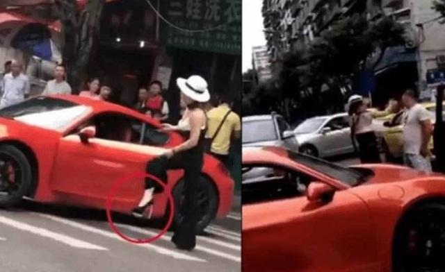 Nữ tài xế bị tát cháy mặt vì cậy chồng làm to, coi thường pháp luật - 1