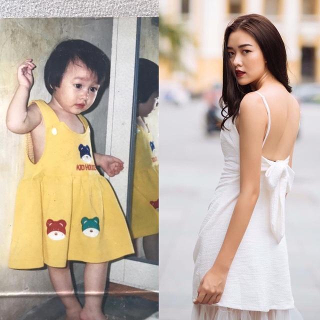 Á hậu Miss World Việt Nam từng là hot girl trường Phan Đình Phùng - 4