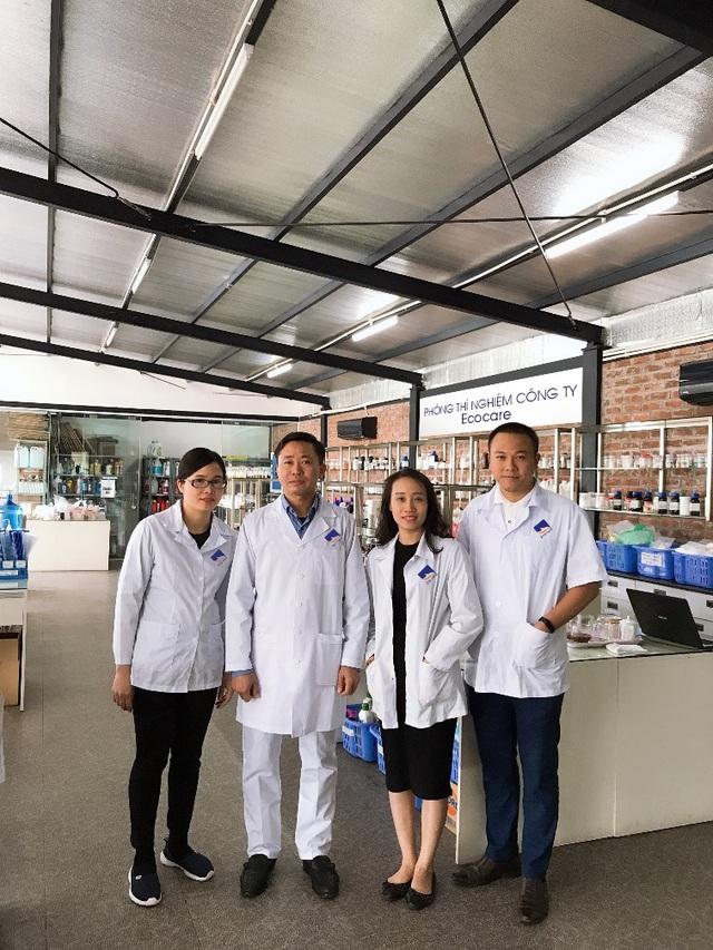 Ecocare Việt Nam - Doanh nghiệp trẻ đã biến vị đắng của quả bồ hòn thành vị ngọt trong kinh doanh - 1