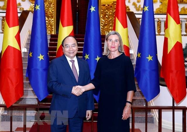 Thủ tướng: Việt Nam hoan nghênh lập trường của Liên minh châu Âu về Biển Đông - 2