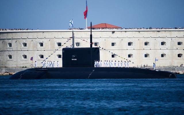 """Anh ám ảnh về tàu ngầm """"hố đen đại dương"""" của Nga - 1"""