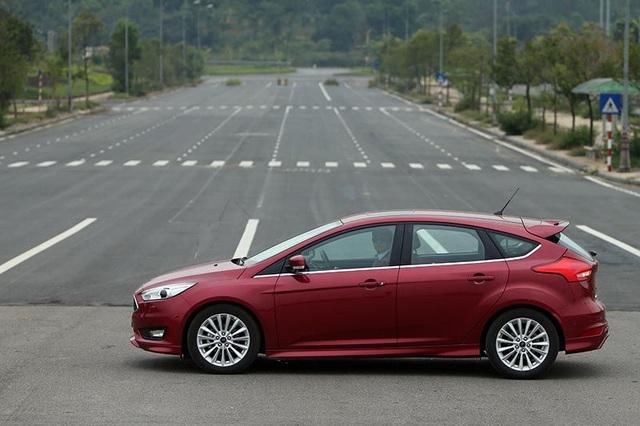 Ford chính thức dừng lắp ráp Focus tại Việt Nam - 1