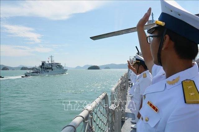 Hồi ức của Phó Đô đốc hải quân về trận đầu đánh thắng - Ảnh minh hoạ 3