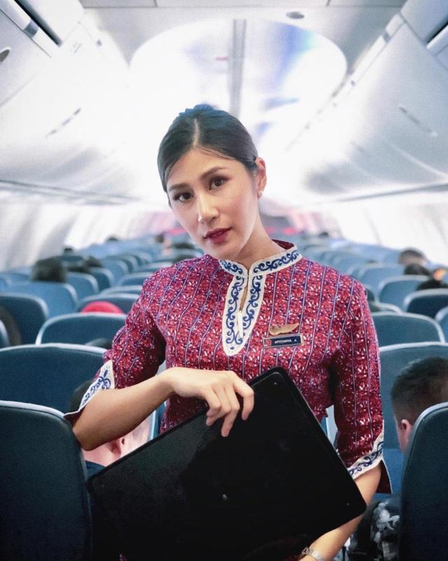 Nữ tiếp viên hàng không xinh đẹp tử vong vì …. bị muỗi cắn - 2