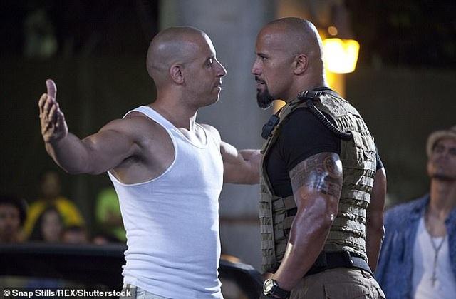 Khi các người hùng cơ bắp so kè nhau từng cú đấm trên màn ảnh - 3