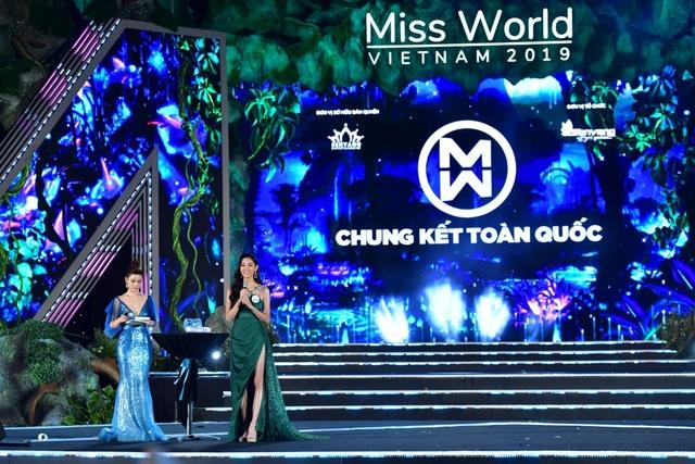 Đăng quang Miss World Vietnam 2019, Lương Thùy Linh sẵn sàng chinh phục vương miện thế giới - 1