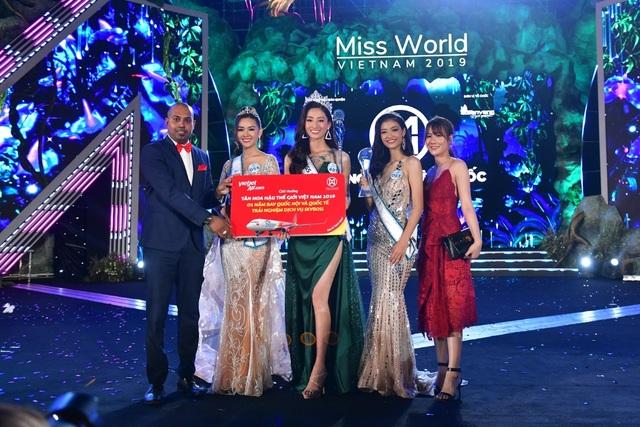 Đăng quang Miss World Vietnam 2019, Lương Thùy Linh sẵn sàng chinh phục vương miện thế giới - 4
