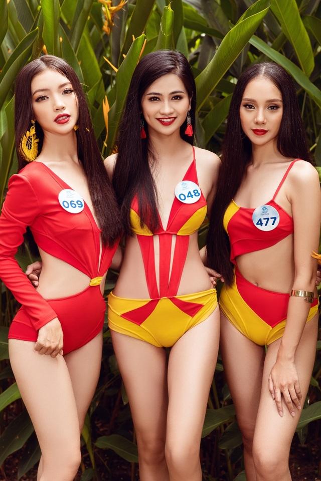 Đăng quang Miss World Vietnam 2019, Lương Thùy Linh sẵn sàng chinh phục vương miện thế giới - 7