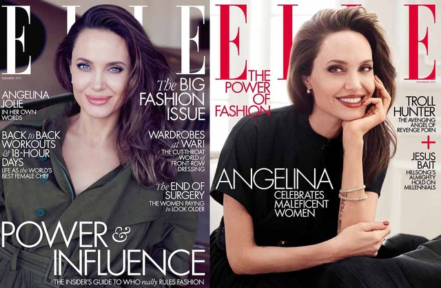 """Angelina Jolie muốn có thật nhiều """"phụ nữ tinh quái"""" trên thế giới - 5"""