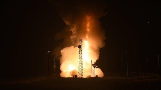 Trung Quốc lo Mỹ triển khai tên lửa tại châu Á - 1