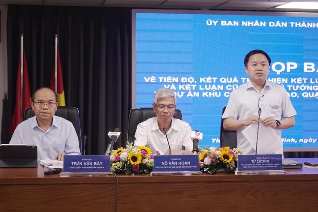TPHCM đền bù chênh lệch cho người dân khu 41 ha ở Khu Công nghệ cao - 1