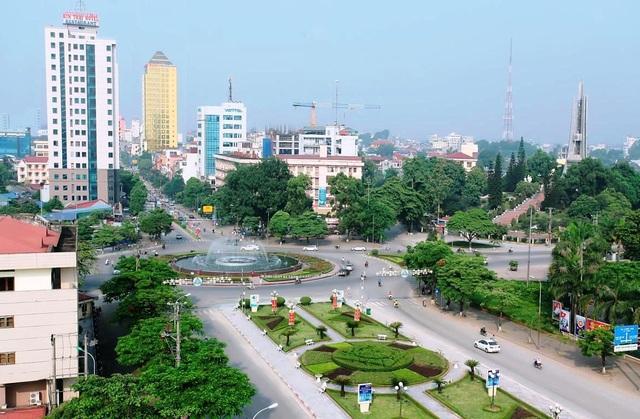 TP Thái Nguyên tăng cường nếp sống văn minh đô thị - 1
