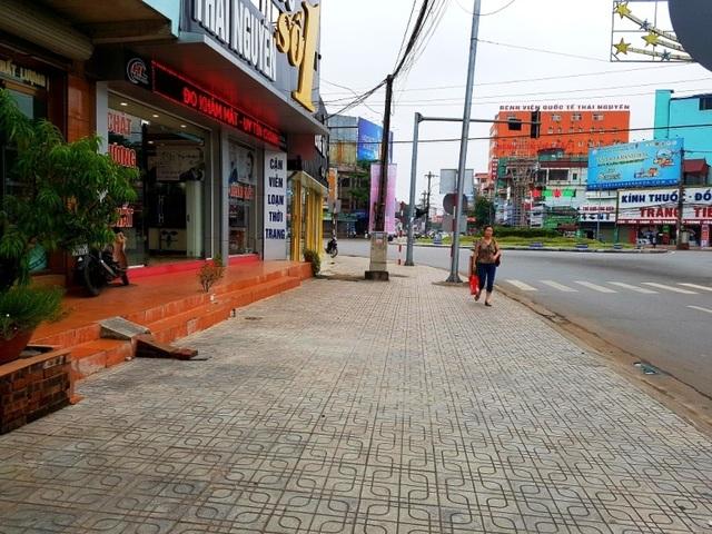 TP Thái Nguyên tăng cường nếp sống văn minh đô thị - 3