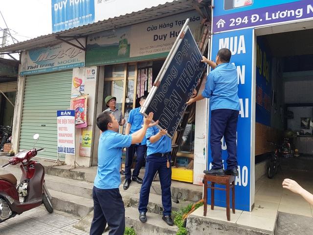 TP Thái Nguyên tăng cường nếp sống văn minh đô thị - 2