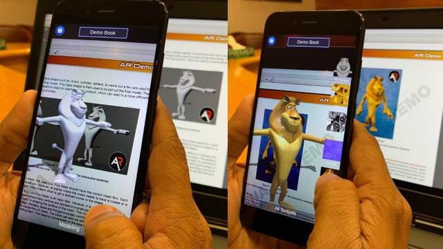 Thực tế Tăng cường (AR): Công nghệ đào tạo đột phá của Arena Multimedia - 3