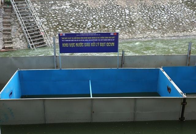 Chuyên gia Nhật Bản sẽ tắm trong khu thí điểm làm sạch sông Tô Lịch - 7
