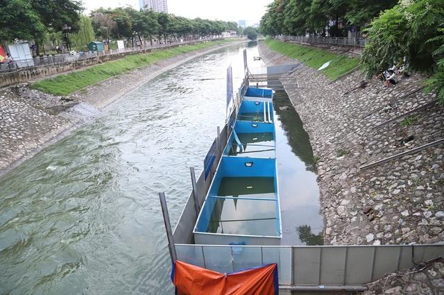 Chuyên gia Nhật Bản sẽ tắm trong khu thí điểm làm sạch sông Tô Lịch - 6