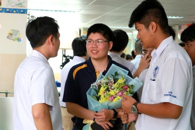 Cựu học sinh Asian School đậu 4 trường đại học Mỹ chia sẻ kinh nghiệm học tập - 2