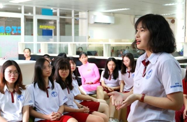 Cựu học sinh Asian School đậu 4 trường đại học Mỹ chia sẻ kinh nghiệm học tập - 4