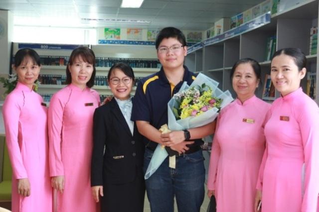 Cựu học sinh Asian School đậu 4 trường đại học Mỹ chia sẻ kinh nghiệm học tập - 5