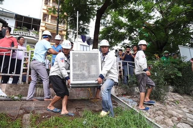 Chuyên gia Nhật Bản sẽ tắm trong khu thí điểm làm sạch sông Tô Lịch - 3