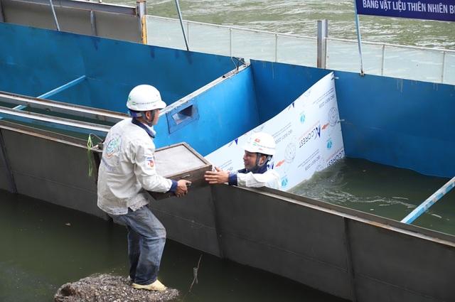 Chuyên gia Nhật Bản sẽ tắm trong khu thí điểm làm sạch sông Tô Lịch - 4