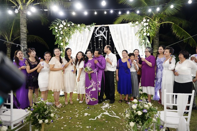 Đám cưới đặc biệt của người mẹ U60 được con gái đăng tin tuyển chồng ở Thanh Hóa - 6
