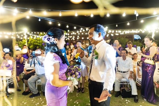 Đám cưới đặc biệt của người mẹ U60 được con gái đăng tin tuyển chồng ở Thanh Hóa - 3