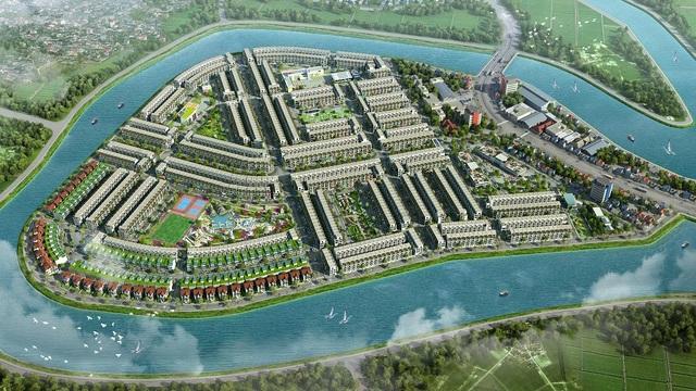 Ra mắt khu đô thị kiểu mẫu đẳng cấp tại Nghệ An - 1