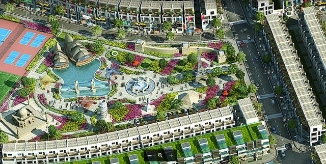 Ra mắt khu đô thị kiểu mẫu đẳng cấp tại Nghệ An - 3