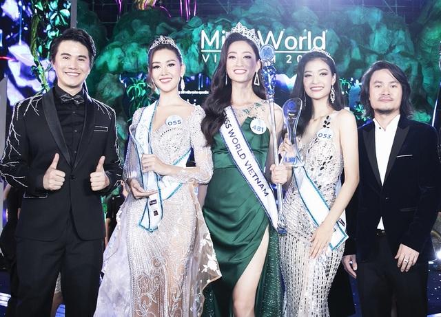 MC Vũ Mạnh Cường xin lỗi BTC Miss World Việt Nam vì sự cố - 2
