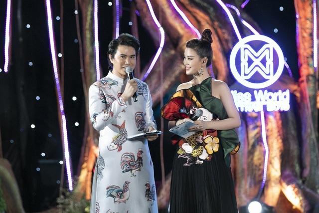 MC Vũ Mạnh Cường xin lỗi BTC Miss World Việt Nam vì sự cố - 3