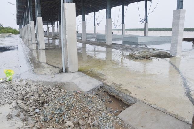 Ngổn ngang bến cá gần 50 tỷ đồng khiến người dân thất vọng tại Sóc Trăng - 2