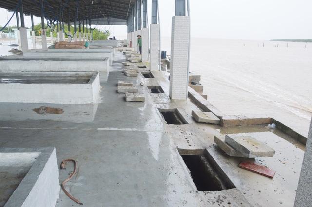 Ngổn ngang bến cá gần 50 tỷ đồng khiến người dân thất vọng tại Sóc Trăng - 4
