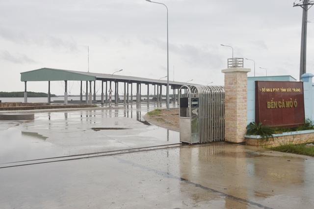 Ngổn ngang bến cá gần 50 tỷ đồng khiến người dân thất vọng tại Sóc Trăng - 1