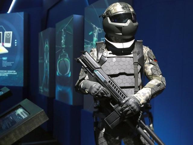 """Những công nghệ đột phá mở đường cho tương lai quân đội """"siêu nhân"""" - 4"""