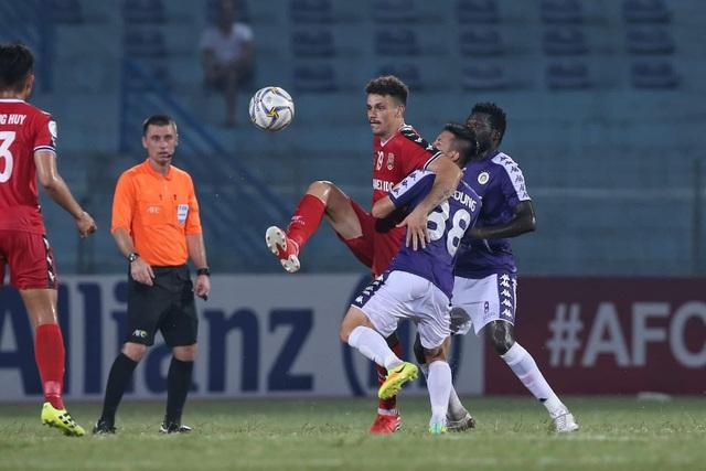 Vượt qua Bình Dương, CLB Hà Nội gặp Altyn Asyr ở bán kết AFC Cup