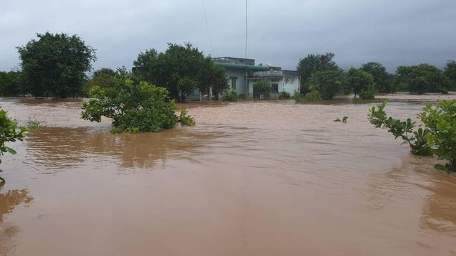 700 nhà dân bị ngập lụt do mưa lớn kéo dài - 2