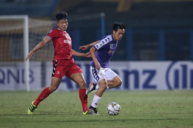 Chủ tịch AFC chúc mừng thành công của CLB Hà Nội - 1
