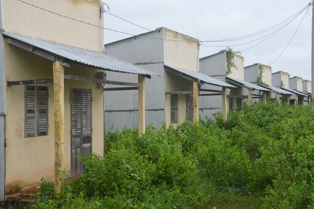 Hiện trạng thảm hại khu tái định cư của hộ nghèo tại Sóc Trăng - 3