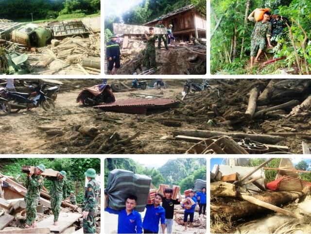 Phó Chủ tịch nước trao quà hỗ trợ đồng bào bị thiệt hại do mưa lũ - 3