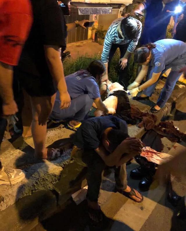 Hà Nội: Sau va chạm giao thông, người đàn ông rút dao đâm đối phương gục tại chỗ - 3