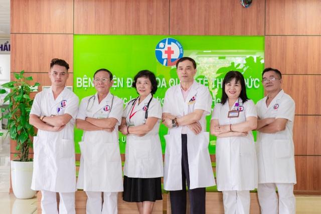 Khám chữa bệnh tại Hà Nội, chọn Bệnh viện ĐKQT Thiên Đức! | Báo ...