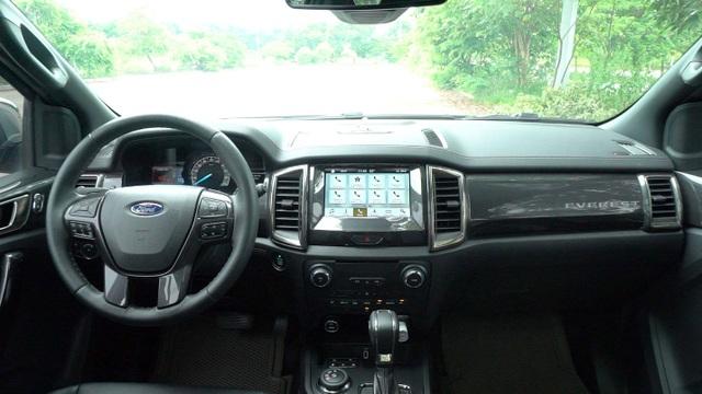 Đánh giá Ford Everest: SUV 7 chỗ đích thực - 3
