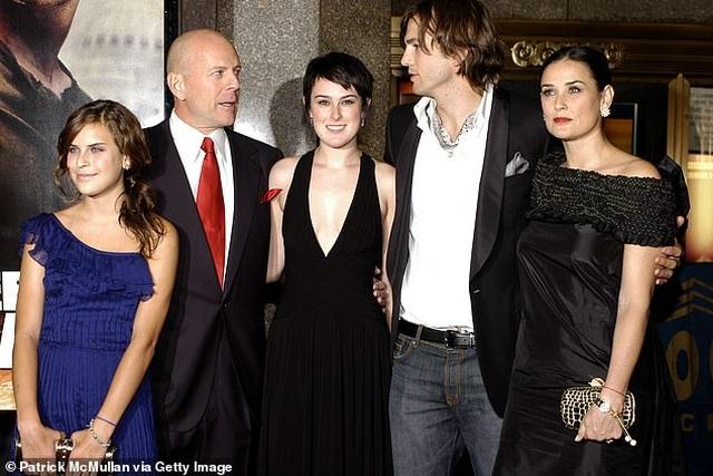 Demi Moore hồi sinh sau 3 cuộc hôn nhân thất bại ở tuổi 56 - 6