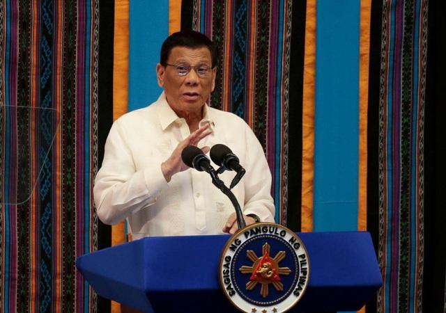 Tổng thống Philippines sẽ nêu phán quyết về Biển Đông với Chủ tịch Trung Quốc - 1