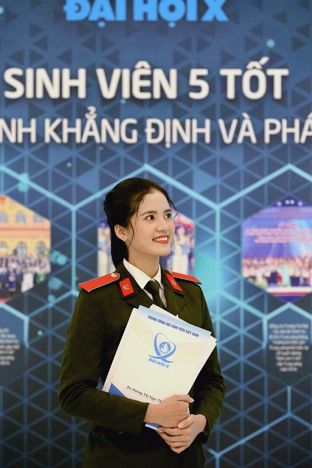 Hoa khôi Đại học An ninh hãnh diện vì có nét đẹp đặc trưng của người Khmer - 1